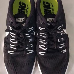 Nike Running Neutral Ride Black Sneakers